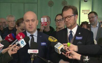 Komitet Obrony Sprawiedliwość o sprawie sędziego Pawła Juszczyszyna