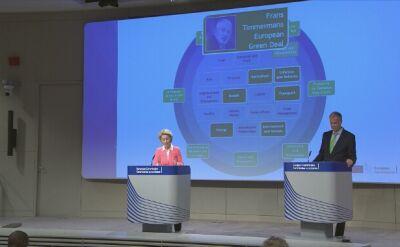 Frans Timmermans kandydatem na stanowisko wiceszefa Komisji Europejskiej ds. zielonego ładu