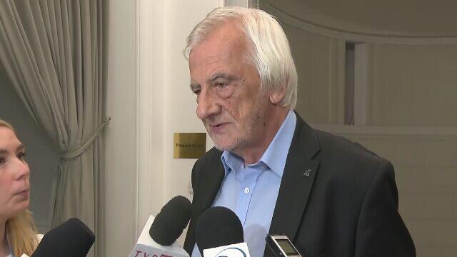 """""""Sytuacja bez precedensu"""". Przerwa  w posiedzeniu Sejmu, wznowienie po wyborach"""