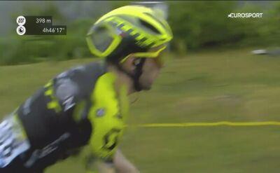 Simon Yates najlepszy na 15. etapie Tour de France