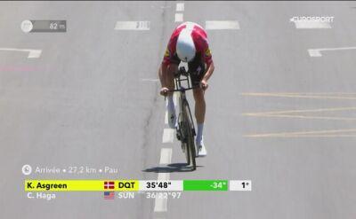 Podsumowanie 13. etapu Tour de France
