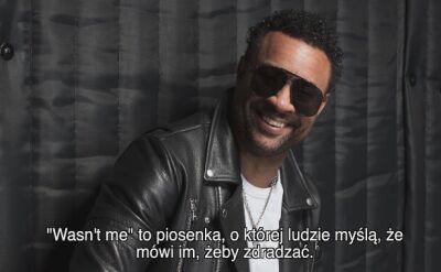 Shaggy: muzyka nie może zmienić, ale może rozpocząć rozmowę