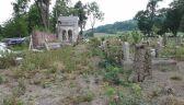 Niezwykłe znalezisko na cmentarzu
