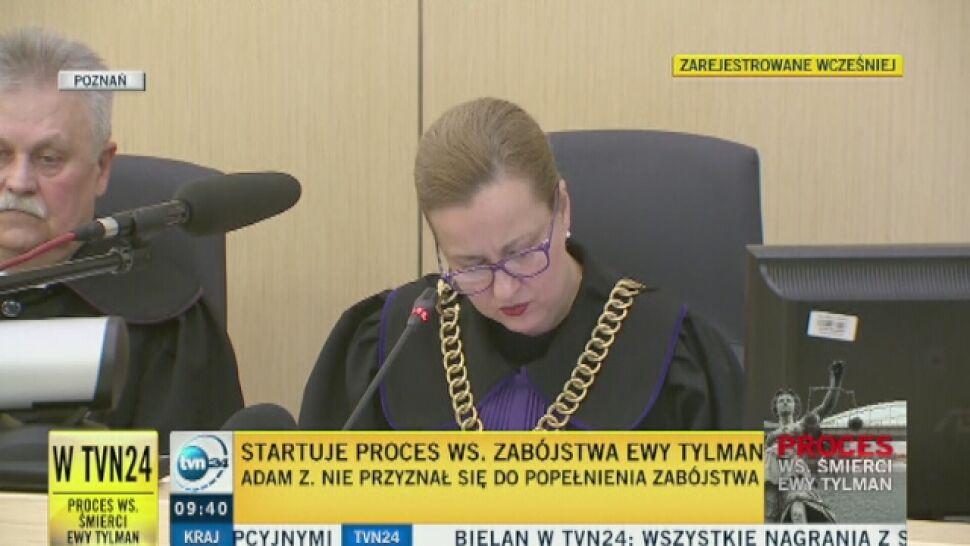 Adam Z. w sądzie: nie zabiłem Ewy Tylman.  Co wiemy po pierwszej rozprawie?