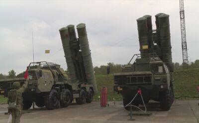 Ćwiczenia obsługi rosyjskich systemów S-400