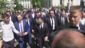 Wołodymir Zełenski przejmuje władzę na Ukrainie