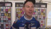 Kaczmarek po 1. etapie Tour de Pologne: dalej będziemy zabierać się w ucieczki