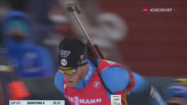 Ostatnie strzelanie w sezonie biathlonowym