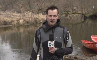 """Po raz 11 na Obrze odbył się zimowy spływ """"Oberstrong"""""""