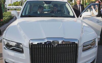 Berdymuchammedow chce kupić rosyjskie limuzyny Aurus Senat