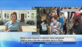 Policja ustaliła tożsamość czterech nieletnich po Marszu Równości w Płocku
