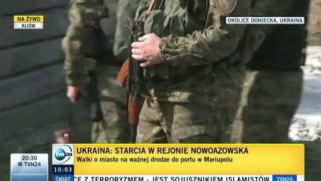 Kolejne porażki Ukraińców. Tajny dekret Poroszenki