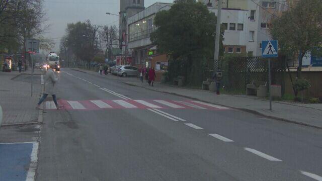 Mieszkańcy Radlina o pasach, gdzie potrącono 15-latkę