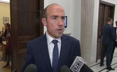 Borys Budka przewodniczącym klubu Koalicji Obywatelskiej