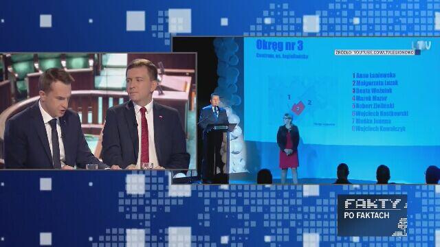 Adam Szłapka o kontrowersjach wokół prezydenta Legionowa