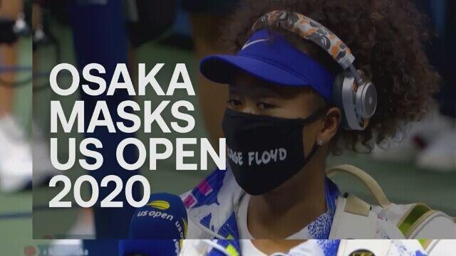 Wszystkie maski Naomi Osaki