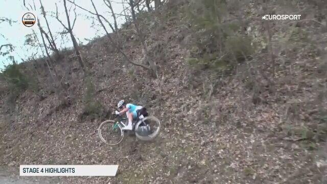 Rocznica. Aleksiej Łucenko leżał dwa razy, a wygrał sprint na Tirreno-Adriatico