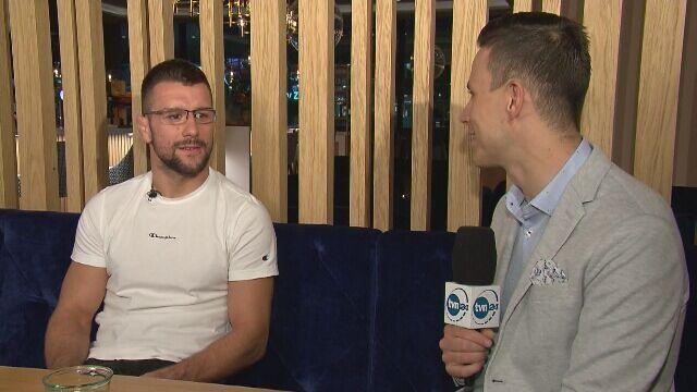 Gamrot o UFC i wsparciu od Joanny Jędrzejczyk
