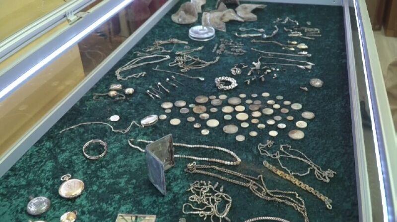 Skarb z Lubomierza trafił do muzealnej gabloty