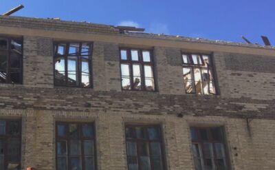 Donbas: rebelianci ostrzelali szkołę w obwodzie donieckim