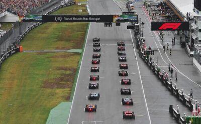F1. Szalone GP Niemiec