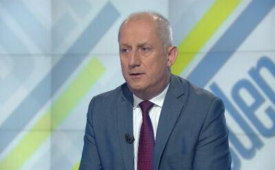 Neumann: milczenie szefowej MSWiA i milczenie premiera jest stawaniem po stronie bijących