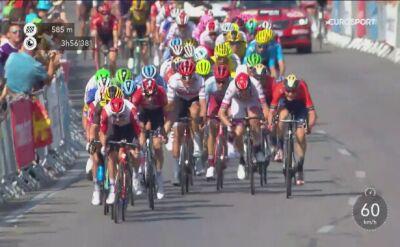 Caleb Ewan wygrał sprinterski finisz 16. etapu Tour de France