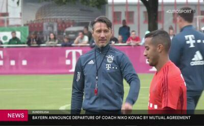 Bayern zwolnił Niko Kovaca