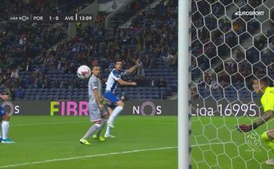 Marcano zapewnił Porto trzy punkty w 10. kolejce ligi portugalskiej