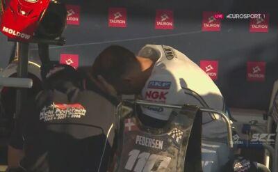 Nicki Pedersen wycofał się z zawodów Tauron SEC w Gnieźnie