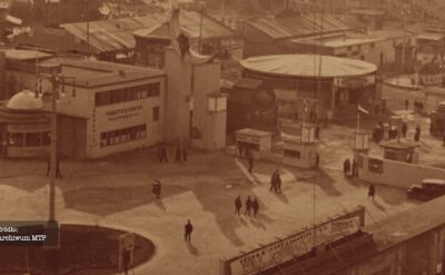 Pierwsze w Polsce wesołe miasteczko. Tak bawiono się w 1929 r.
