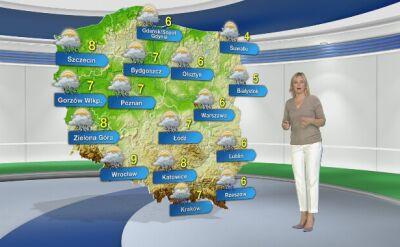 Prognoza pogody na niedzielę 8.12