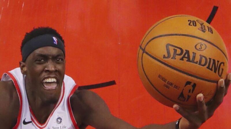 Pascal Siakam nie miał łatwej drogi do NBA
