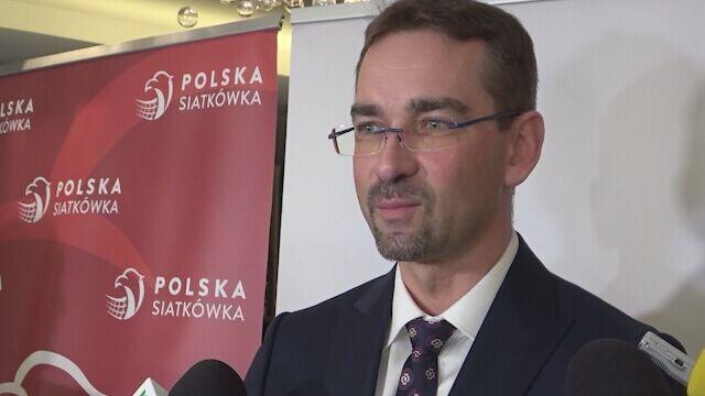 Świderski o swoich celach w roli prezesa Polskiego Związku Piłki Siatkowej