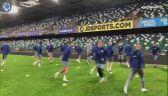 Trening Słowaków przed meczem o awans na Euro