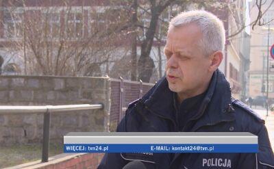 Rzecznik dolnośląskiej policji o czystości w komisariacie