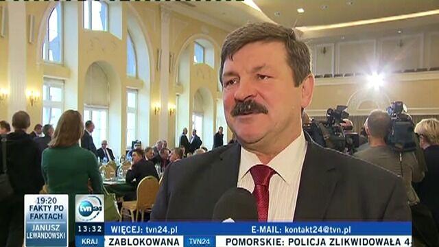 """""""Piechociński powinien wejść do rządu"""""""