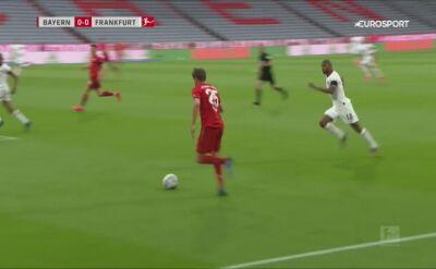 Skrót meczu Bayern Monachium - Eintracht Frankfurt