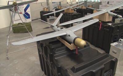 Wojsko kupuje drony warmate