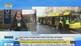 We krwi kierowcy autobusu wykryto amfetaminę