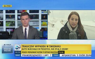 Tragiczny wypadek w Świdniku