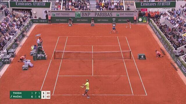 Piłka na wagę tytułu. 12. triumf Nadala w Paryżu