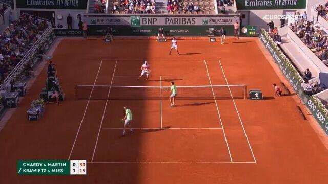 French Open: skrót finału gry podwójnej mężczyzn