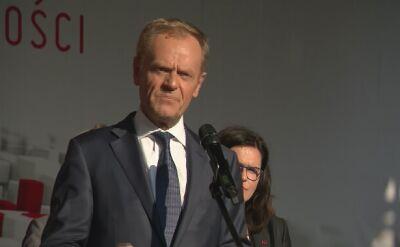 Tusk: w wyborach do Senatu możemy im zrobić powtórkę z rozrywki