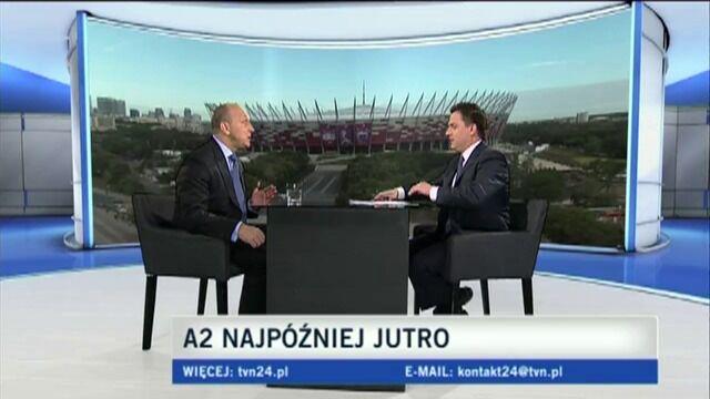 Kazimierz Marcinkiewicz o A2