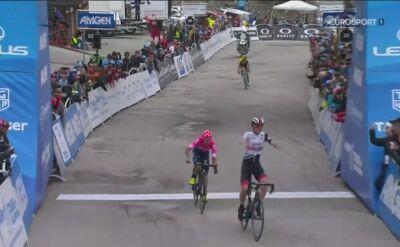Pogacar wygrał 6. etap Tour of California i został nowym liderem
