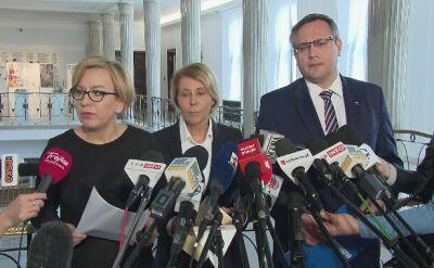 Hennig-Kloska: Ziobro wykorzystał instrumentalnie ofiary pedofilii, wykorzystał całe zamieszanie, by umocnić swoją władzę