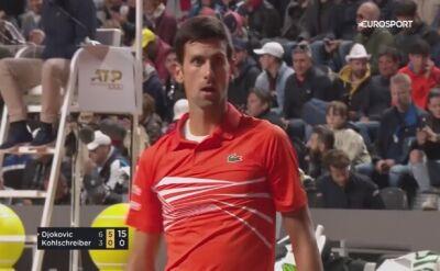 Djoković rozprawił się z Kohlschreiberem i zagra w ćwierćfinale