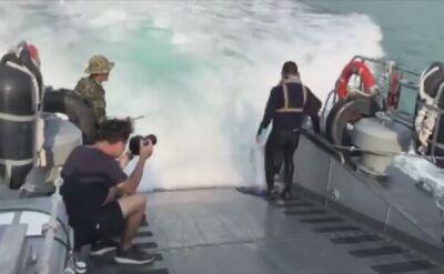 Tajscy SEALs w akcji