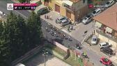 Ktoś zwinął szosę, czyli szuter na 11. etapie Giro
